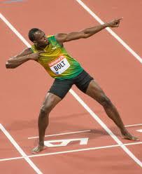 Le record du monde du 100m