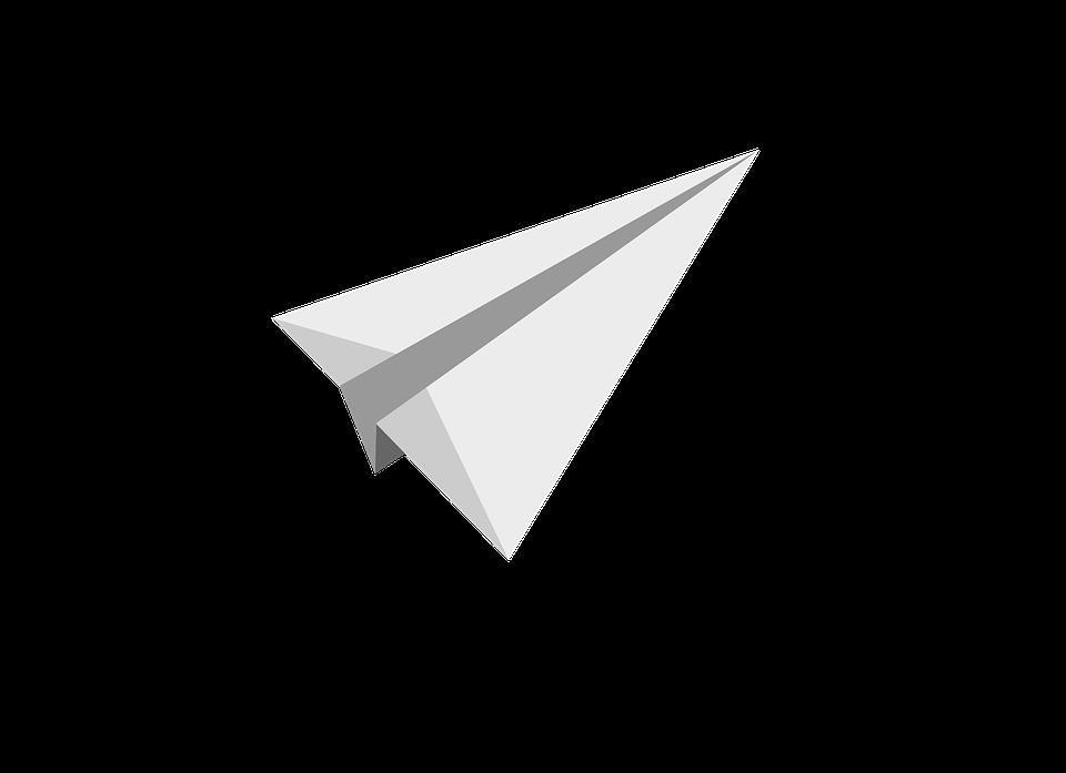 Record du monde de vol d'avion en papier