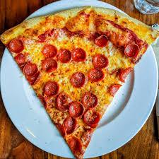 Les records de pizzas
